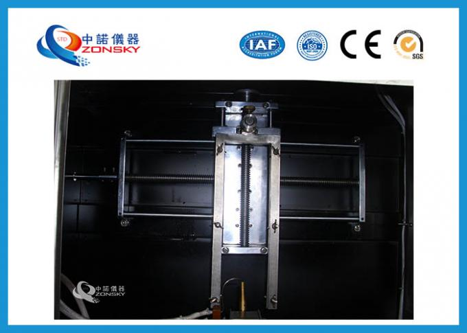 AC 220V 50Hz Flammability Testing Equipment , Combustion Test Equipment