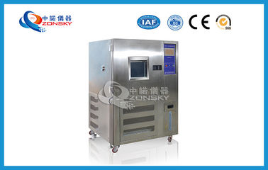 China Programmable Temperature Humidity Test Chamber , Constant Temperature Humidity Chamber supplier