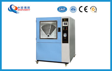 China IEC 60529 Sand Dust Test Chamber High Accuracy With Programmable Controller supplier