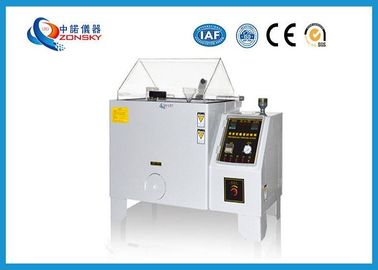 China Durable Salt Spray Test Apparatus Double Overtemperature Protection ASTM Standards supplier