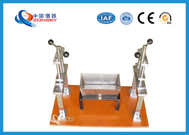 China IEC 61034 Computer Controlled Wire and Cable Smoke Density Test Chamber / Testing Equipment supplier