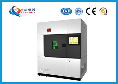 China ASTM D 2565 Xenon Lamp Weather Resistance Test Chamber Imported Components supplier