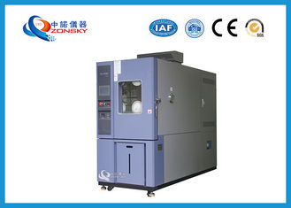 China Climatic Thermal Shock Test Chamber Fast Cycling Hot and Cold High Performance supplier