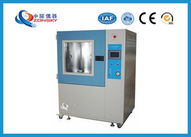 China 1000L Climate Control Chamber Laboratory Measuring Instrument For Sand Blasting Test supplier