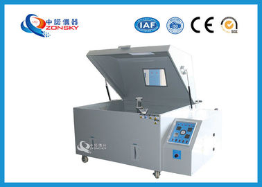 China 108L Salt Spray Test Chamber / Salt Spray Test Equipment ISO And ASTM Certified supplier