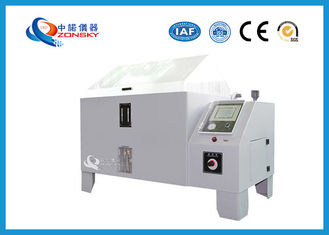 China Digital Display Salt Spray Test Chamber , Stainless Steel Salt Fog Test Equipment supplier