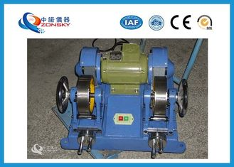 China High Efficiency Double Ended Grinding Machine Convenient Three Phase 380V 50HZ supplier