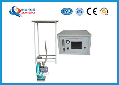 China Intelligent Flammability Testing Equipment , 5mm Wire Flammability Test Chamber supplier
