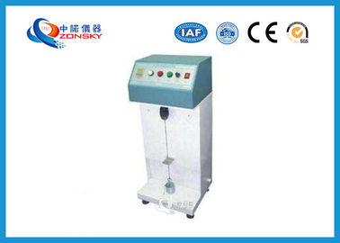 China Vertical Torsion Test Equipment / High Precision Torsion Test Lab For Marine Cables supplier