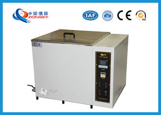 China Laboratory Constant Temperature Water Tank / Wire Resistance and Voltage Testing Machine supplier