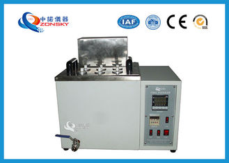 China Automatic Digital Constant Temperature Oil Tank / Thermostat Oil Bath supplier