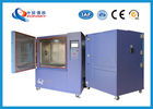 China IP5X IP6X Sand And Dust Chamber , Sand / Dust Test Chamber Air Temperature 0~35 ℃ factory