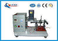 China Stainless Steel Abrasion Testing Equipment , Abrasion Resistance Testing Machine factory