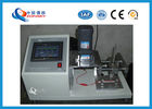 China Wire Cover Abrasion Testing Equipment For Communication Cable Insulation Skin factory