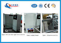 China Low Temperature Torsion Test Equipment For Wind Power Cable Saving Energy factory