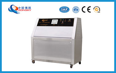 AC 220V 50Hz UV Accelerated Weathering Tester PID Self - Tuning Temperature Control Mode