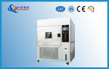 Programmable Xenon Test Equipment , ASTM D 2565 Weatherproof Xenon Arc Chamber