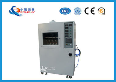 China IEC 60587 Stainless Steel High Voltage Automatic Tracking Testing Equipment / Test Machine factory