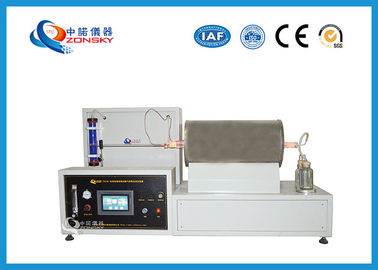 China IEC 60754 Intelligent Halogen Acid Gas Release Test Apparatus / Testing Equipment factory