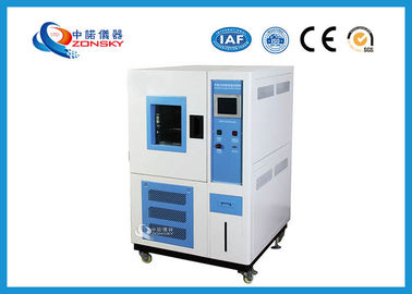 Energy Saving Temperature Humidity Test Chamber , Environmental Testing Equipment