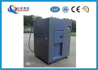 Programmable Thermal Shock Equipment Air Cooling Type At Room Temperature +25 C