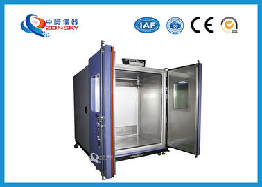 Refrigeration System Thermal Shock Test Machine High Accuracy Long - Term Stable