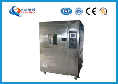 Stainless Steel Thermal Shock Test Chamber / Thermal Cycle Test Chamber PID Control