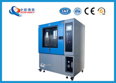 China Sand Dust Proof Test Environmental Lab Equipment For Electronic Products factory