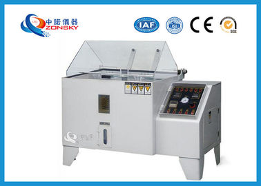 China Baking Finish Salt Spray Test Chamber Reliable Studio Size 600*450*400 MM factory