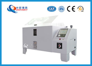 Digital Display Salt Spray Test Chamber , Stainless Steel Salt Fog Test Equipment