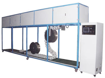 AC 380V 50Hz Bend Test Equipment , Mine Cable Industrial Bending Machine