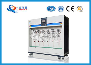 Robot Cable Bending Tester / Robot Cable Bending Fatigue Testing Machine