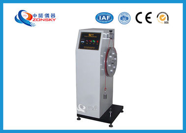 AC 220V 50HZ Abrasion Testing Equipment For Cable Wear Resistance And Durability