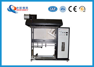 China AC 220V 50HZ Flammability Testing Labs For Paving Material Radiation Heat Flux factory