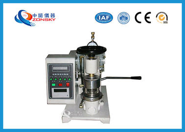 Stainless Steel Crack Testing Equipment , Digital Bursting Strength Tester