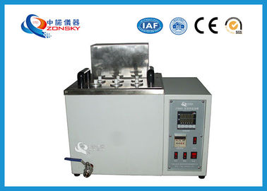 China Automatic Digital Constant Temperature Oil Tank / Thermostat Oil Bath factory