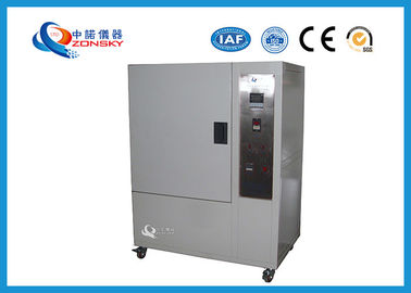 China 50HZ Rubber Aging Testing Chamber / Multi Functional Aging Test Equipment factory