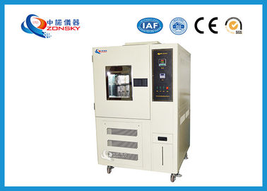 China Insulated Wire Low Temperature Winding Test Chamber / Low Temperature Testing Equipment factory