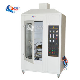 China ISO5657 Building Material Flammability Performance Tester / Burning Testing Equipment factory